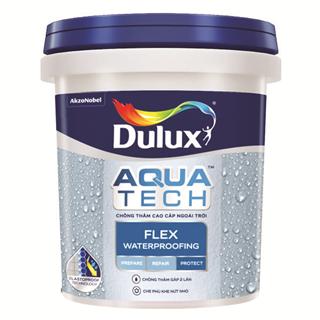 Chất Chống Thấm Dulux Aquatech Flex Waterproofing 20 Kg