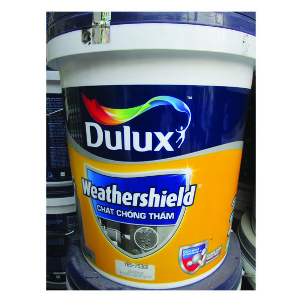 Chất Chống Thấm Dulux Weathershield Waterproof 20Kg