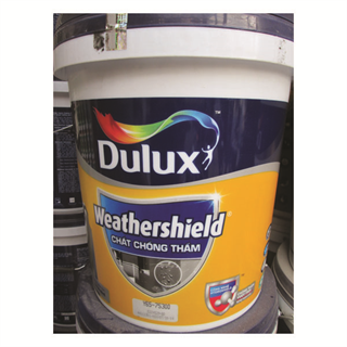 Chất Chống Thấm Dulux Weathershield Waterproof 6kG
