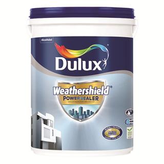 Sơn Lót Ngoại Thất Siêu Cao Cấp Dulux Weathershield Powersealer 5L