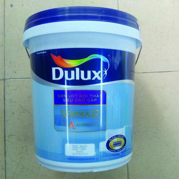 """Sơn Lót Nội Thất Cao Cấp Dulux SuperSealer"""" 18L"""