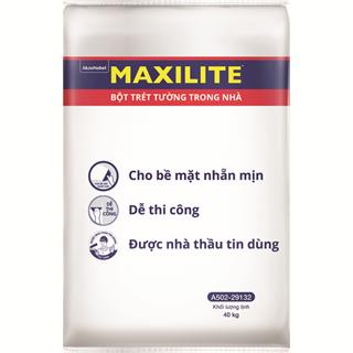 Bột Trét Tường Trong Nhà Maxilite 40Kg