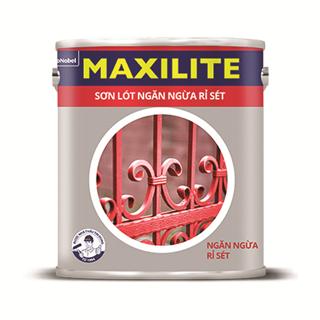 Sơn Lót Ngăn Ngừa Rỉ Sét Maxilite 0.8L