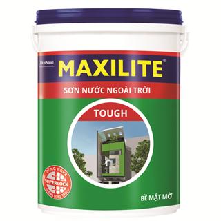 Sơn Nước Ngoài Trời Maxilite Tough 18L
